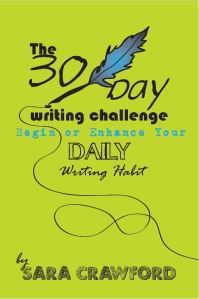 Sara Crawford 30 Day Writing Challenge